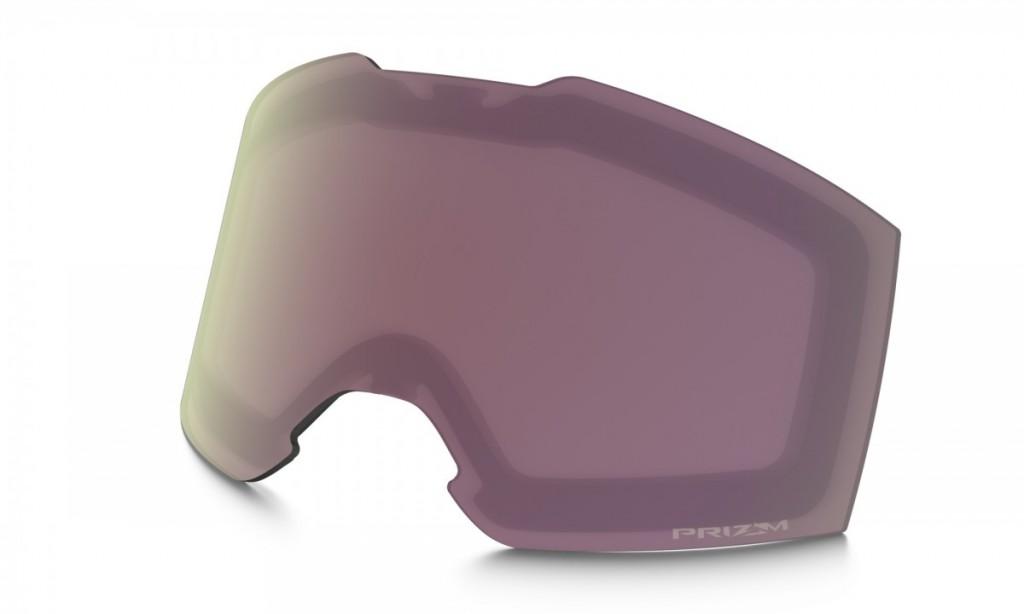 Oakley Fall Line - zorník Prizm Snow HI Pink Iridium