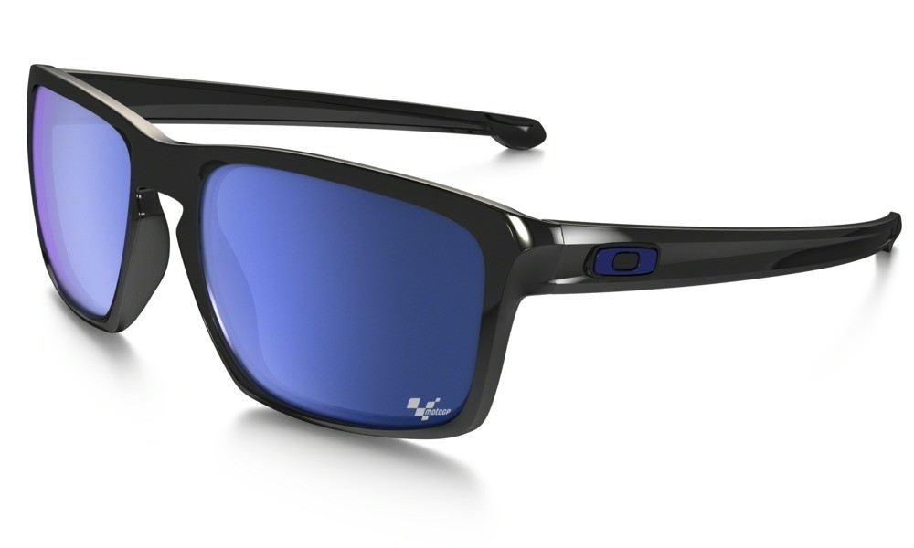 Oakley Sliver Polished Black Ice Iridium